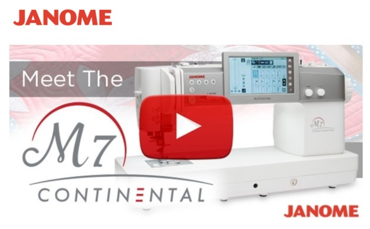 Janome 2019 New Products