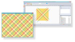 DIME Inspiration Software - My Fabric Designer - Pattern
